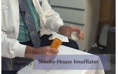 The Sheehy-House Insufflator