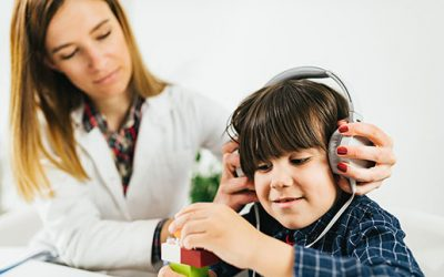 Types of Hearing Tests for Babies and Children
